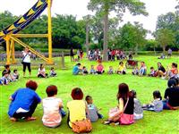 """免费报名,亲子活动""""河源""""领航拓展举办9月13日文化公园,预约15899544173"""