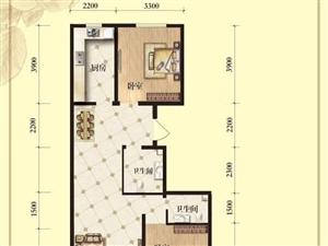 固安精装修住宅,12400,明年交房