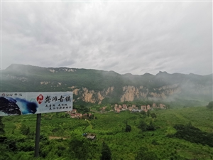 信丰小伙骑行西藏到达彭水,发现这里太美了