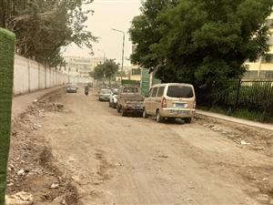 肃州城区道路这样的施工进度何年何月才能使用?