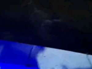 【突�l】昨晚,新阜��大�蚋浇�一船沉了