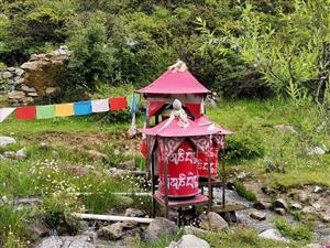 骑行第43天,翻越川藏线第一座海拔4000以上的大山