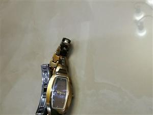 失物招领:沿河路段捡到一块手表,请失主尽快来认领!