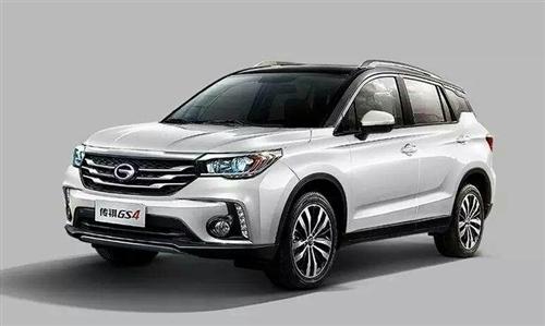 广汽传祺2017款GS4-1.3T