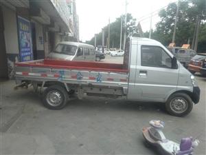 五菱荣光单排小货车