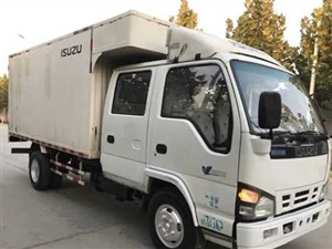 求購一臺隔審的箱貨車,一臺四米左右的平板貨車(藍牌