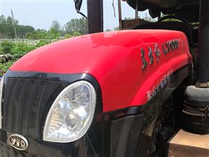 东方红LX1000,工作300多小时,18年的车