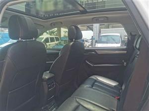 2016款 荣威RX5 20T 两驱自动豪华版