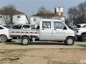 求购二手双排小货车