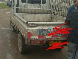急售柴油双排小型货车