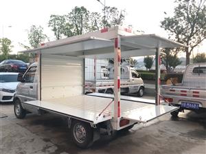 三个月的准新车五菱三门开小货车