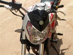 黄龙250,车况精品,无事故,一万多公里