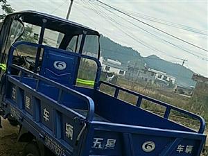 五星福田三轮汽油摩托