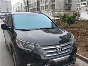 青州二手车2012款本田CRV2.0自动挡真皮座椅