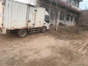 3.7米江淮货车
