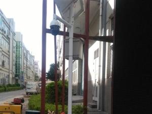 石家莊靈寺監控安裝,酒店賓館視頻監控攝像頭安裝