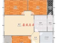 秀水小区大套中装(二次装修)3室2厅1卫全明户型