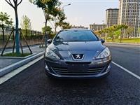 2010款  标致408   1.6L  自动舒适