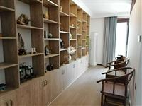 文创园位置佳主房73平4室2厅一楼带院家电齐全实木家具