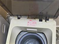 沃沐儿童洗衣机,4.8公斤九成新,用了不到十回,网上买的现在娃儿用不着了,黔江自提