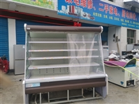 九成新风幕柜低价出售,需要的速度。