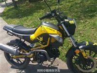 ck125光阳摩托