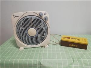 电风扇~自己家的,闲置,需要的联系! 东西在嘉和园,自提!