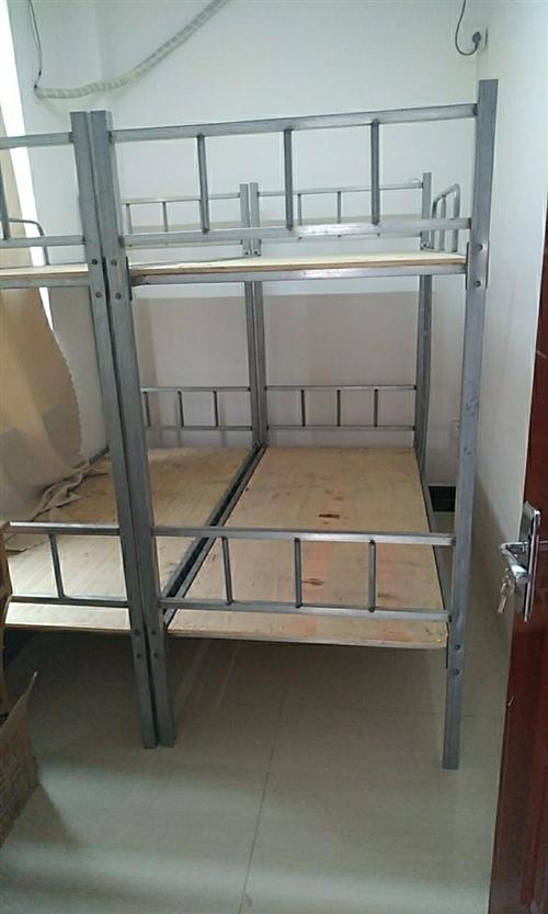 唐县教育机构处理上下铺6张,100一张,自己拉走