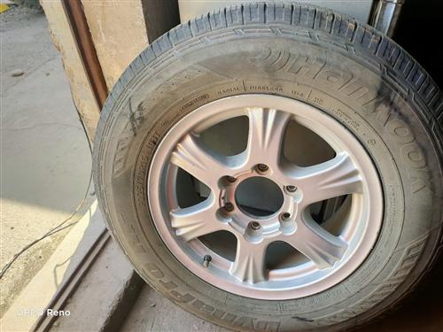 长城皮卡原车轮胎,不议价,东西在嘉北工业园