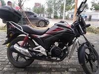 出售一台本田摩托车