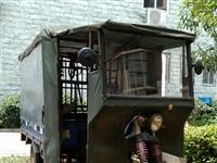 正三轮摩托车,货运摩托车,金福175,两米货箱,带雨棚,车子正常行驶,在宁乡公园道一号。