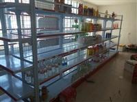 出售九九成新冰柜。還有貨架18組。冰柜1500貨架一組100。