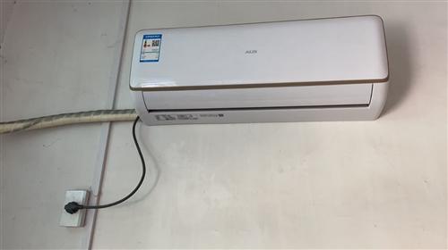 奥克斯九成新空调,低价出售。诚意出售,非诚勿扰。