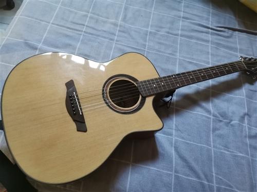 为我的宝贝吉他寻一位有缘人,鹰牌吉他??,九成新,只学了一个月就搁置了,当时买的900多,现在600...