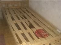 95新木床4张,以前开店宿舍用的,每张100元