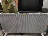 长是1米3的扬子碳晶电暖器买来基本没用,现在便宜处理