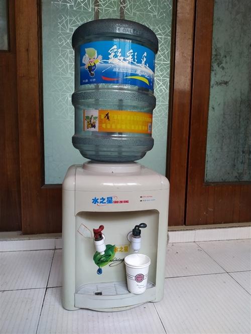 办公门市冷热饮水机,价格包括水桶。