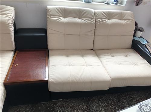 7成新沙发,带储物柜,便宜卖,仅支持自提