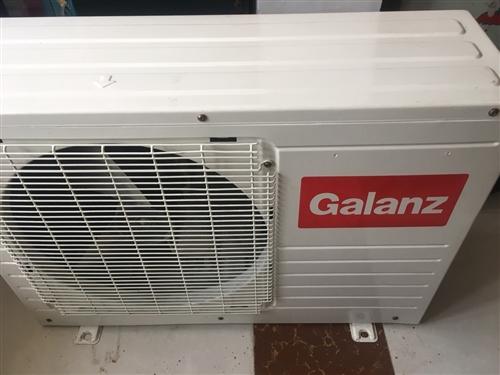 格蘭仕1.5p定頻空調,9成新,制冷效果非常??,2200多買的,用了一個夏天,拆遷下來,一直放置