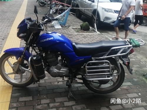 轉讓豪爵DM150摩托車   不出外地   證件齊全到手不用花一分錢    新舊程度 9成轉手原因 ...
