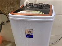 **奥克斯迷你半自动洗涤脱水洗衣机,上个礼拜刚入手,买来专门给宝宝洗衣服的,因为脱水桶没有想象中那么...