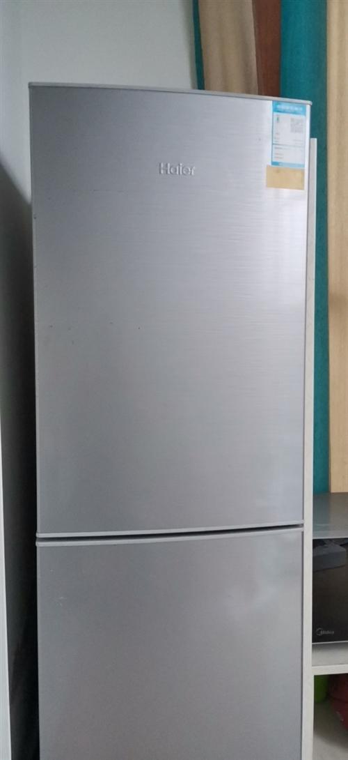 9.5成新冰箱,搬新家甩賣了,歡迎看貨!
