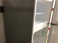 奥马冰箱,118升,在安溪茶博会,买回去就可以用
