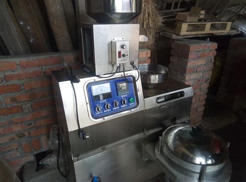 旭众XZ一X505H单项榨油机-台,多种油料-都可榨。有意可联13881977978