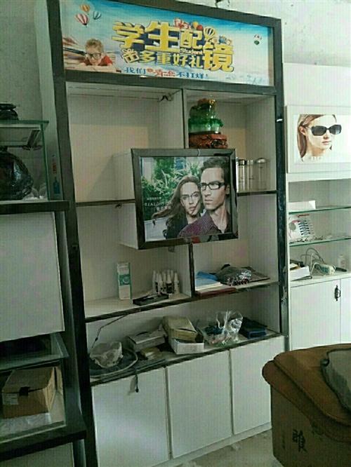 展示柜两大两小,可单卖,超市,眼镜店,珠宝首饰店都能用