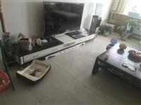 便宜处理家用沙发电视柜,沙发4米5,电视柜2米8
