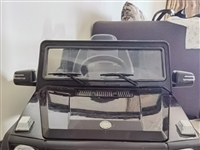 奔驰正版授权儿童车G63,很新,同城自取可优惠!