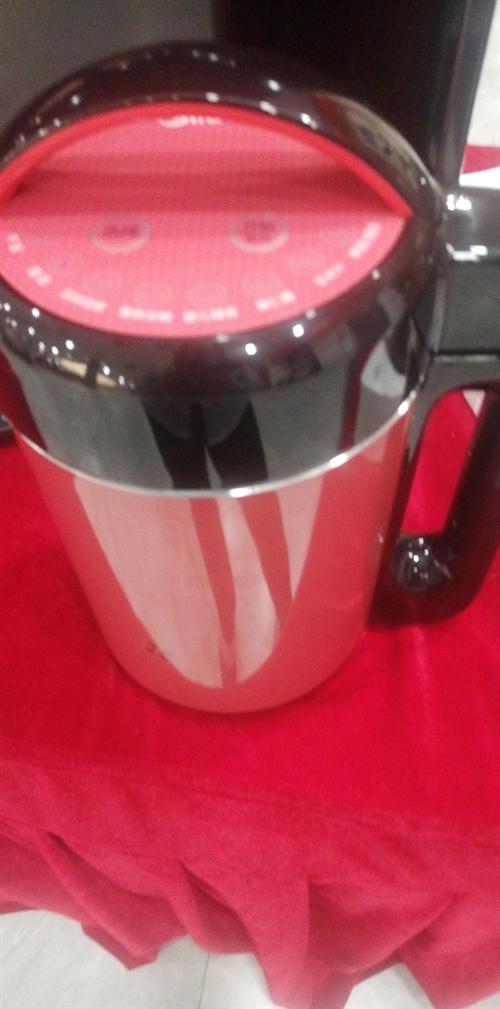 美的豆浆机,**商品没有拆过包装,京东上买的可以打85折,还有其他电器需要联系需要联系1709321...