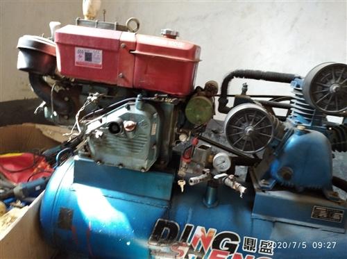 柴油機打氣泵,用不到了,轉讓,價格面議