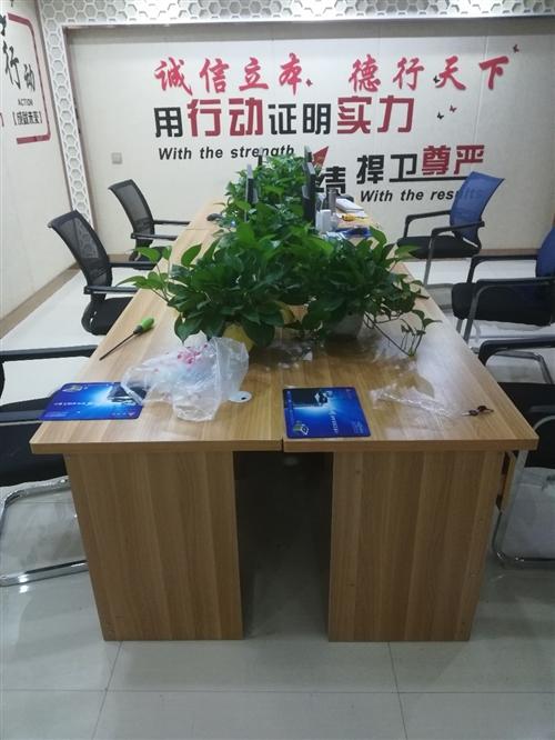 办公桌椅  办公电脑 9成新